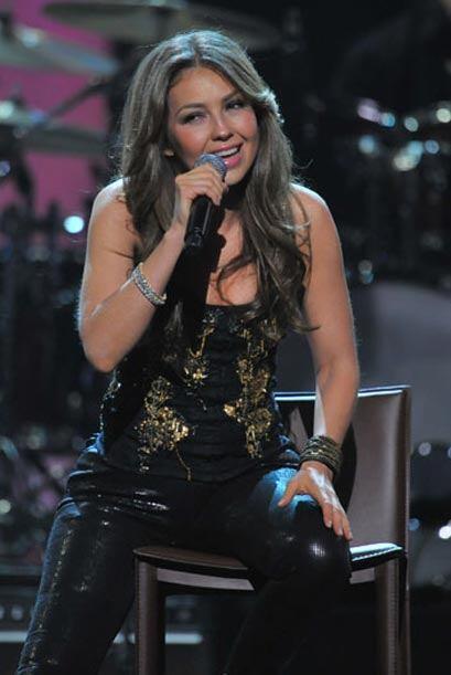El objetivo de Thalía en esta nueva etapa es demostrar su crecimiento ar...