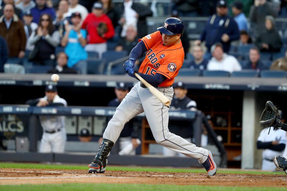 Astros, campeón de la Serie Mundial 2017 | MLB gettyimages-862523960.jpg