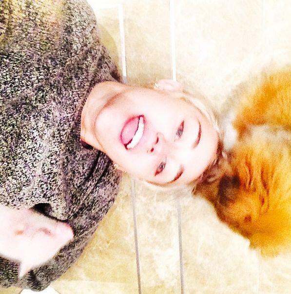 ¡Saquen la lengua para el selfie!