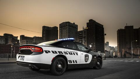 Dodge Charger Pursuit 2018
