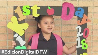 Distrito escolar de Dallas regresa a clases