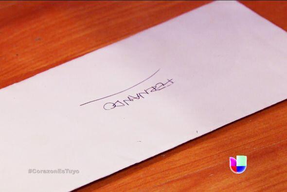 Y si no quisiste leer la carta de Ana, pues ahora Luz te dará una segund...