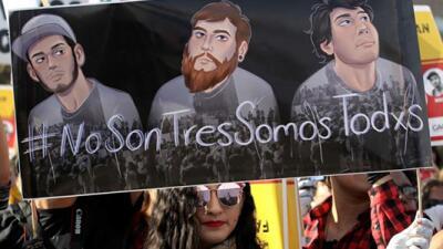 Los lenguajes y los relatos en el caso de los tres estudiantes desaparecidos en Guadalajara