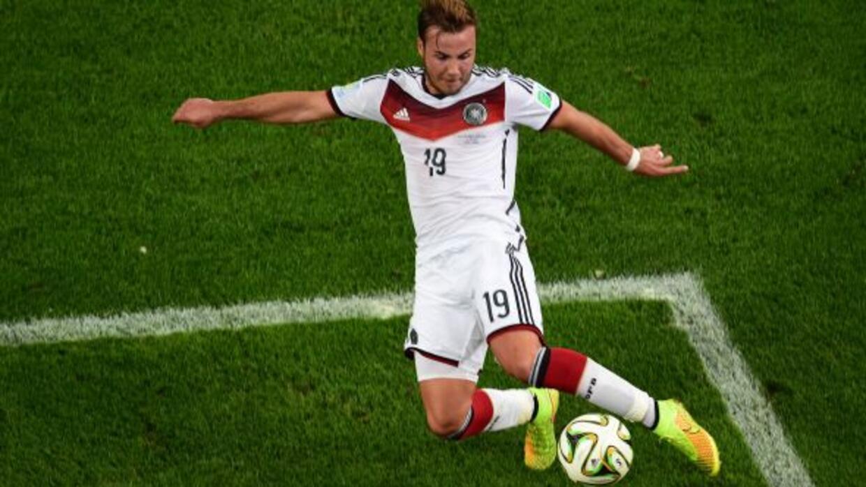 Con el gol de Götze, Alemania venció a Argentina y consiguió su cuarta C...