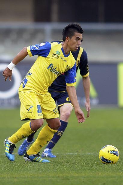 Fernando Uribe, colombiano de 23 años, es pretendido por el Vasco...