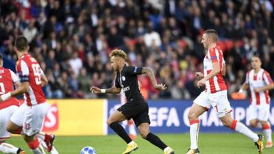 ¡Denuncian amaño! En la estrepitosa goleada del PSG ante el Estrella Roja en la Champions
