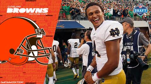 DeShone Kizer College Highlights & 2017 Draft Profile | NFL