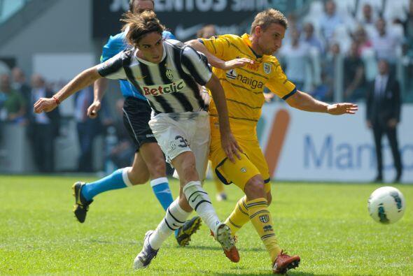 El Parma no fue rival suficiente para la 'Juve'.