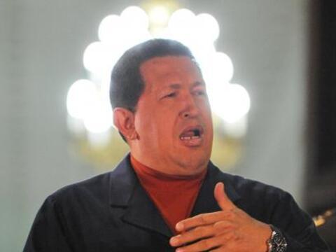 El presidente venezolano, Hugo Chávez, aseguró que ser&aac...