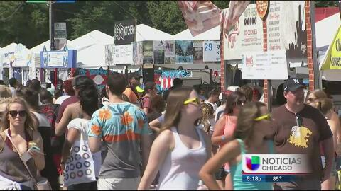 Arranca el festival Taste of Chicago