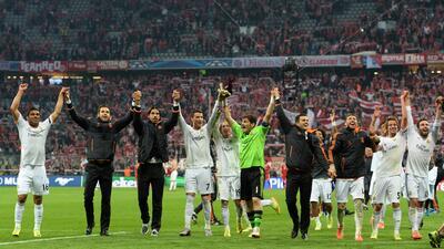 Aquel Madrid que conquistó tierras bávaras rumbo a 'la décima'