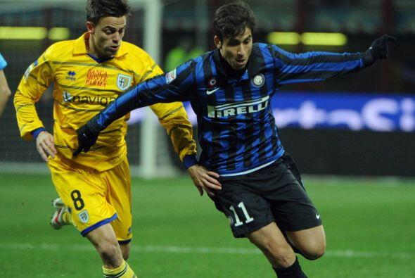 Inter se va recuperando de su mal comienzo en el 'Calcio' y volvi&oacute...