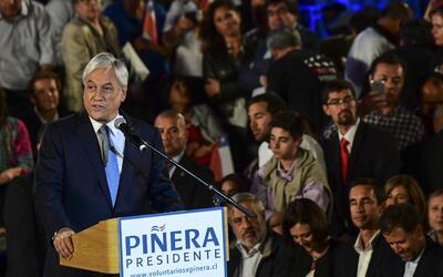 Sebastián Piñera lanzó su campaña para volve...