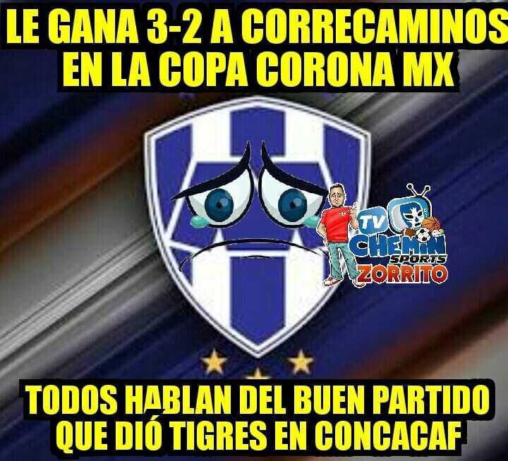 La Liga de Campeones y la Copa MX desde los memes más divertidos 2837770...