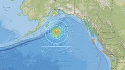 El Servicio Geológico de Estados Unidos (USGS) indicó que el sismo tuvo...
