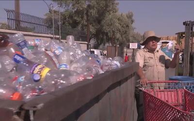 ¿Se puede vivir del reciclaje en Estados Unidos?