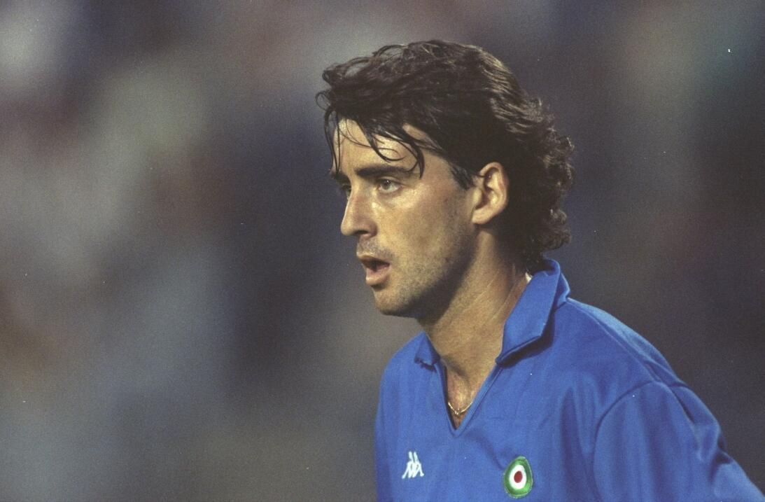 Los grandes éxitos de Roberto Mancini, el candidato a dirigir a la Azurr...