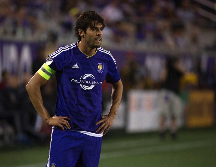 Kaká reflexiona sobre el mal momento de Orlando City.