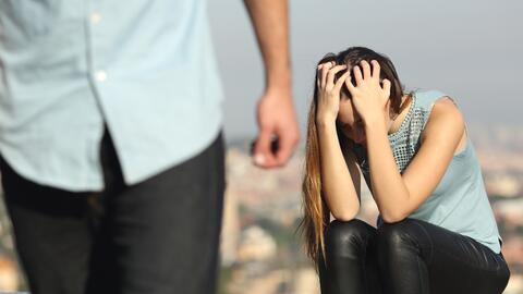 El matrimonio por papeles puede convertirse en un tremendo dolor de cabe...