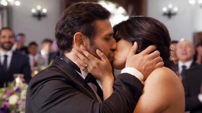 'Tita' y Daniel finalmente se casaron