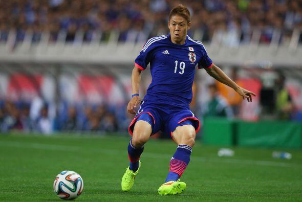 Masahiko Inoha. Posición: Defensa. Fecha de nacimiento: 28 de agosto de...