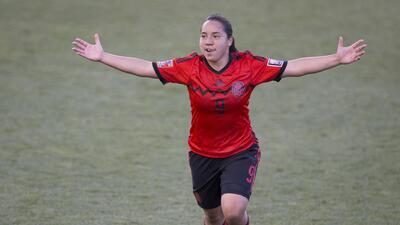 Charlyn Corral es baja del 'Tri' femenino en Juegos Panamericanos GettyI...