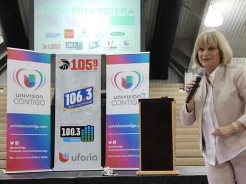 ¡Todo un éxito fue la Feria Financiera de Univisión!...
