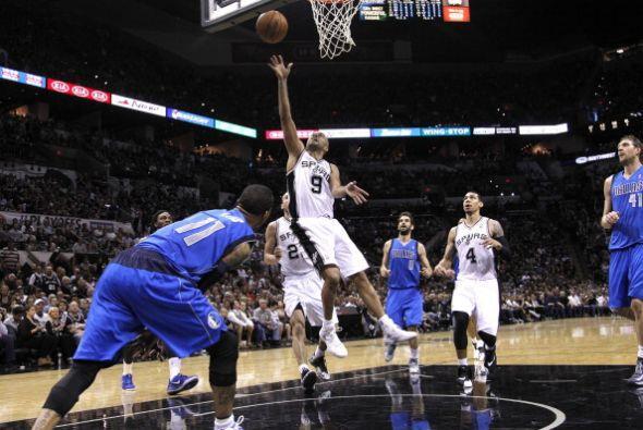 Los Spurs, que defienden el título de campeones, dejaron su mejor balonc...