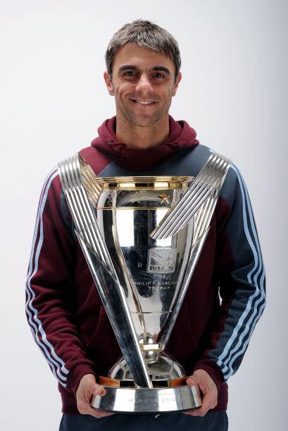 Claudio 'Piojo' López, ex seleccionado argentino  y veterano de varias b...