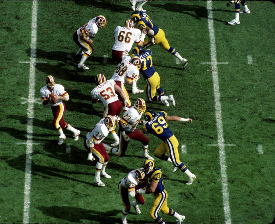 Momentos memorables Packers - Redskins