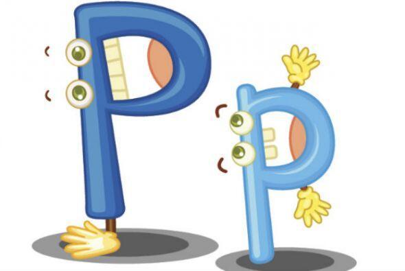 P - p