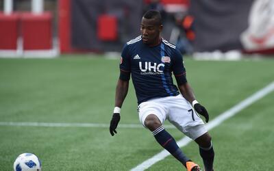 Cristian Penilla, entusiasmado con sus primeros pasos en la MLS.