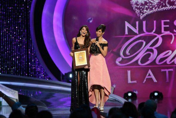 Lupita Jones aseguró a su chica para la gran gala final.