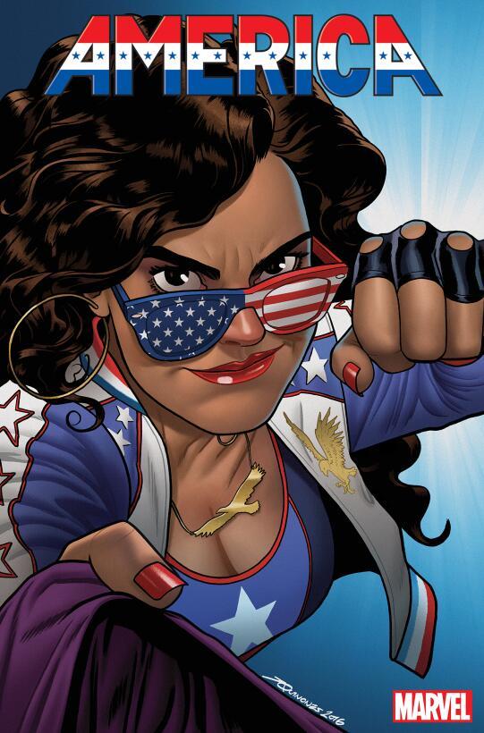 America de Gabby Rivera.