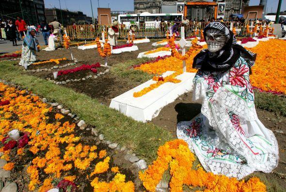 Por último aparece en este conteo el Día de Muertos, celebrado el 2 de n...