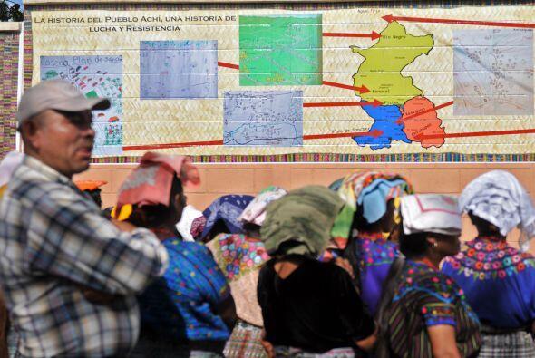 Sólo en esta región se perpetraron al menos 28 matanzas hasta que el con...