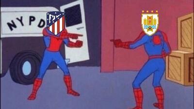 Memelogía | Los memes atacaron a Uruguay por su apretada victoria sobre Arabia