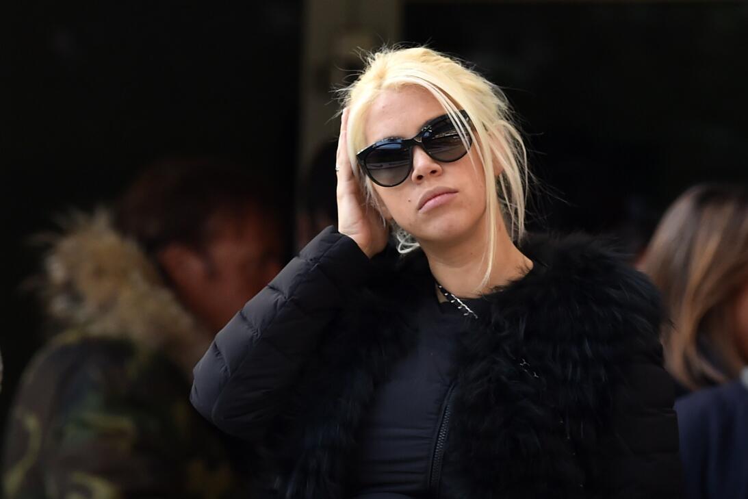 Acusan a Wanda Nara de tener romance con compañero de Mauro Icardi getty...