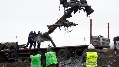 Holanda inicia la recuperación de los restos del vuelo MH17