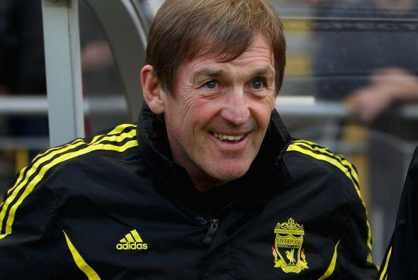 El técnico Kenny Dalglish esperaba que sus pupilos sacaran un resultado...