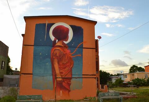 Mural de Minoz.