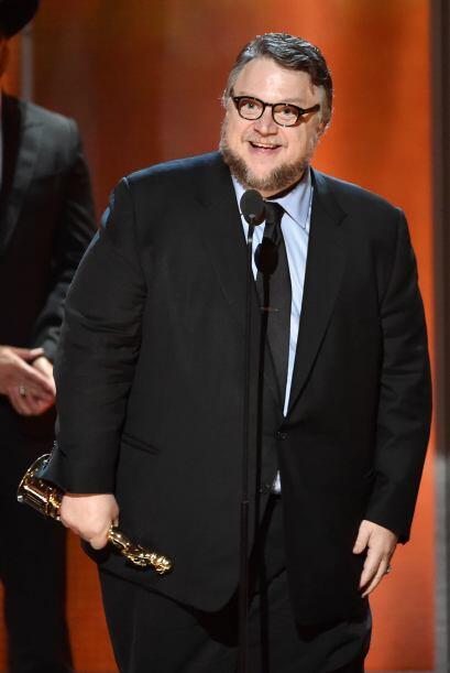 Guillermo del Toro una vez más puso en alto a la comunidad latina.