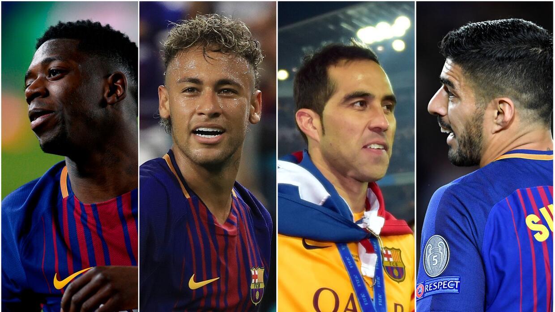 Ni rastro del Barcelona y el Madrid en el Equipo de la Semana de la Cham...