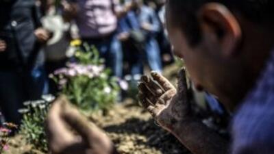 Terminaron las labores de rescate en la mina de Soma, Turquía.