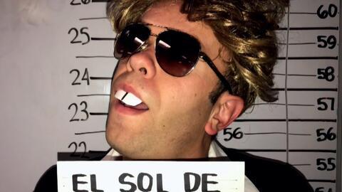 La broma de Carlitos 'El Productor': Estas son las imágenes del arresto...