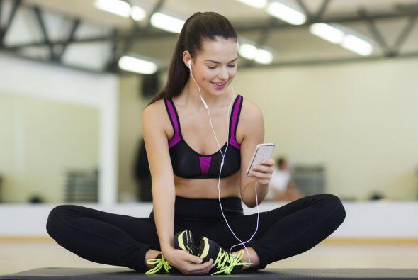 Sabemos que quieres disfrutar de tu ejercicio escuchando tu música favor...