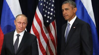 Rusia y Estados Unidos en desconfianza por ataques terroristas