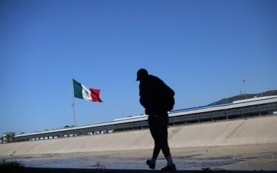 El Instituto Nacional de Migración de México calcula que s...