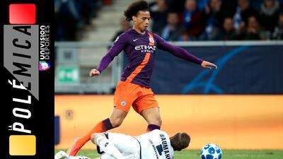 El penal de Sané que se merecía el Manchester City | LA POLÉMICA