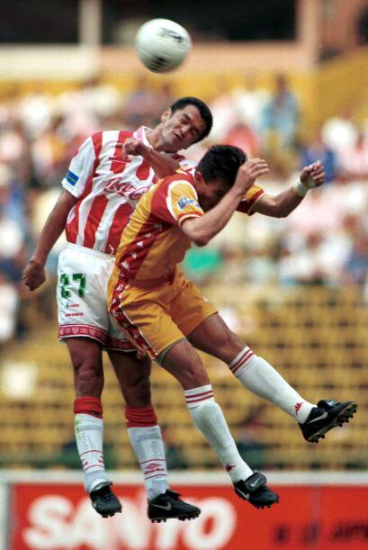 Para la cita del orbe de Francia 1998, Carlos Hermosillo ya era un jugad...